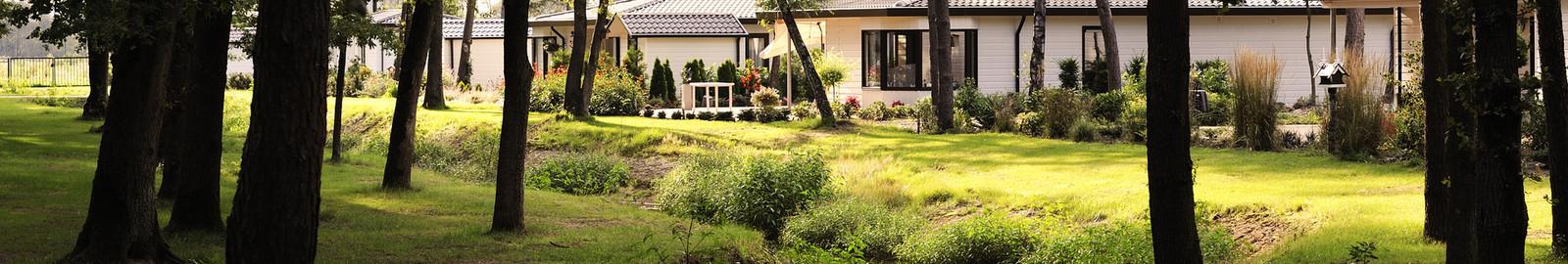 Mobiele bungalow chaletpark landgoed nederheide for Mobiele chalet te koop